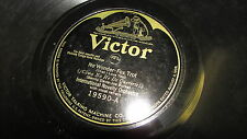 JACK SHILKRET VICTOR 78 RPM RECORD 19590 BETTY LEE