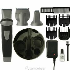 Wahl Corps Tondeuse + Accessoires Complet Bodygroom Bodycruzer À Barbe 42828