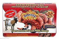 Asantee Tamarind And Goat Milk Whitening Soap With Honey Soap 125 Gram