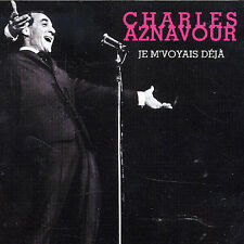Je M'voyais Deja (SACD) by Charles Aznavour (CD, May-2004, Emi)