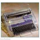 Refurbished Swintec 2410CC Clear Cabinet Electronic Typewriter - see NEW option