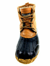 Vintage LAND ROVER Classic Duck Boots Women's  Brown / Black Size US.6