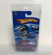 '55 CHEVY Panel 2006 Hot Wheels Mystery Case + Congratulations Card 4 of 5 #222