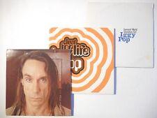 Unique Lot de 3 CD Single ▬ IGGY POP ▬ Port GRATUIT
