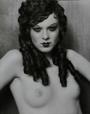 Herb Ritts Decades Limited Edition B&W Photo Print 45x56cm Karen Elson Nude 1910