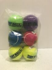 Petsport Tuff Balls Bulk 70047 6 Pack Multicolor