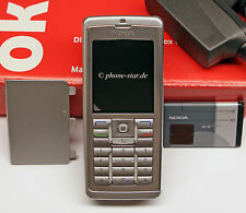 Nokia e60 smartphone celular mobile phone tribanda mp3 UMTS WLAN Bluetooth nuevo New