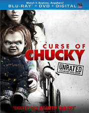 CURSE Of CHUCKY ... 2013 Blu Ray + DVD + Digital ... BRAND NEW ... Child's Play