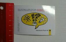 Aufkleber/Sticker: Deutsche Post AG (050416195)
