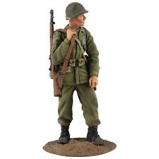 W Britain 25032 WWI US Airborne Infantry In M43 Jacket 1/30 Scale Soldiers