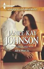 All a Man Is 1908 by Janice Kay Johnson (2014, Paperback)