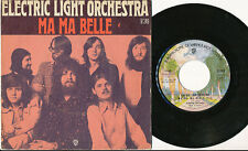 ELECTRIC LIGHT ORCHESTRA ELO 45 TOURS BELGIQUE MA MA BELLE