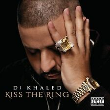DJ KHALED-KISS THE RIN(EX;DLX) CD NEW