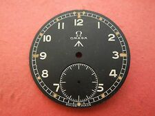 "Original Omega ""NOS"" Military ""Dirty Dozen"" Watch dial, found with other dials!"