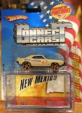 2008 Hot Wheels Connect Cars New Mexico 1969 Pontiac T/A Combine Shipping