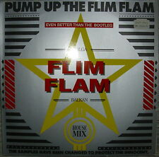 "12"" Maxi-Single Flim Flam Pump Up,NM in Top Zustand,Italo Heat Music CEM 101-12"""