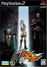 Used PS2 The King of Fighters: Maximum Impact Japan Import (Free Shipping)