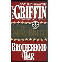 The Brotherhood of War: Book 7 by W. E. B. Griffin (Paperback, 1997)