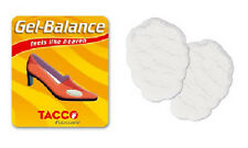 TACCO 654 Gel Balance Shoe Cushions Insoles Inserts ONE SIZE FITS ALL