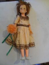 """Ideal Crissy 18""""  Grow Hair Doll 1968 collectible Works FREE SHIPPING"""