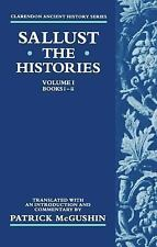 The Histories: Volume I: Books i-ii (Clarendon Ancient History Series)-ExLibrary