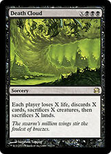 MTG - Death Cloud NM English Modern Masters - MTG Magic