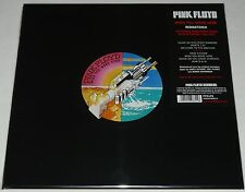 Pink Floyd Wish You Were Here LP 2016 180g Pink Floyd Records Remaster Vinyl NEW