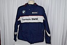BMW Formula Puma Paclite shell Gore-tex Jacket Men's size Large hooded hood