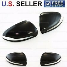 2015-2017 Mercedes Benz W205 C300 C400 C63 S AMG Carbon Fiber Mirror Covers New