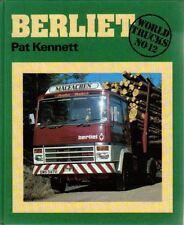 BERLIET-CAMIONS monde n ° 12 de Kennett commercial camion bus véhicules spécialisés