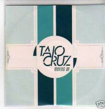 (477M) Taio Cruz, Moving On - DJ CD