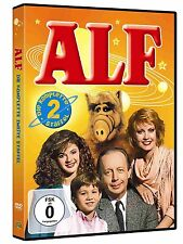 ALF - Complete Season Two Series 2 (1987) 4 DVD Boxset Max Wright R2 UK NEW
