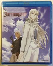 JORMUNGAND: Complete First Season - NEW BLU-RAYS/ DVDS! Free First Class In U.S.