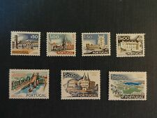 Portugal 1972 Buildings on Lettered Paper MNH