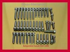 Suzuki GSX 1400 / GSX1400 - V2A Schrauben Edelstahlschrauben Motorschrauben