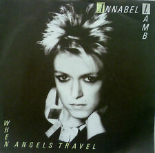 "7"" 1987 IN MINT- ! ANNABEL LAMB : When Angels Travel"