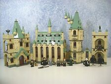 LEGO Harry Potter Set  HOGWARTS CASTLE  #4842 *100% complete* w Instructions EUC