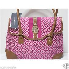 Tommy Hilfiger 6929401 691 Flap Satchel Pink by Agsbeagle #BagsFever