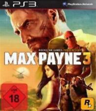 PlayStation 3 Max Payne 3 Gebraucht Sehr guter Zustand
