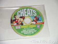 Nintendo Gamecube ~ Cheats by Action Replay ~ Donkey Konga / Viewtiful Joe etc.