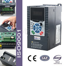 1.5KW 2.2KW  VFD 3Phase 400VAC Variable Frequency Drive Inverter 3.8A ISO9001