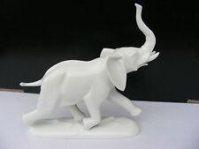 Rosenthal art deco de porcelana figura elefante porcelain personaje gerhard schliepstein