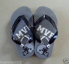 "Empire Little Boy Sport-Theme Flip-Flop Sandals ""Football MVP"" size (S 10-11)NWT"