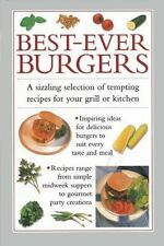 BEST-EVER BURGERS (9780754826965) - VALERIE FERGUSON (HARDCOVER) NEW