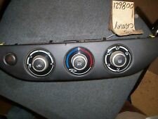 HEATER A/C CONTROL TOYOTA CAMRY 02 03 04 05 06