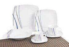 """Service De Table Porcelaine à café salle à manger 42tlg TK-989 """"Rossi"""""""