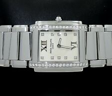 Patek Philippe Twenty 4 Diamonds Ladies Watch 4910 /10A-011 *MINT* NO RESERVE!!