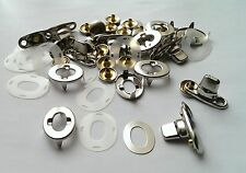 60 pk Common Sense Turn Button Twist and fastener Sail Cover Dodger Boat 10 each