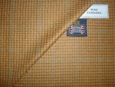 Kiton 100% CASHMERE JACKETING FABRIC MADE IN SCOTLAND EXCLUSIVE FOR KITON – 2 m.