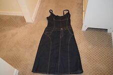 Vintage DOLCE & GABBANA D & G Denim  Summer Dress Size 44
